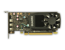 Quadro P400, 2GB, 3 mDP, Low Profile, (Precision 3420 )(Customer KIT)