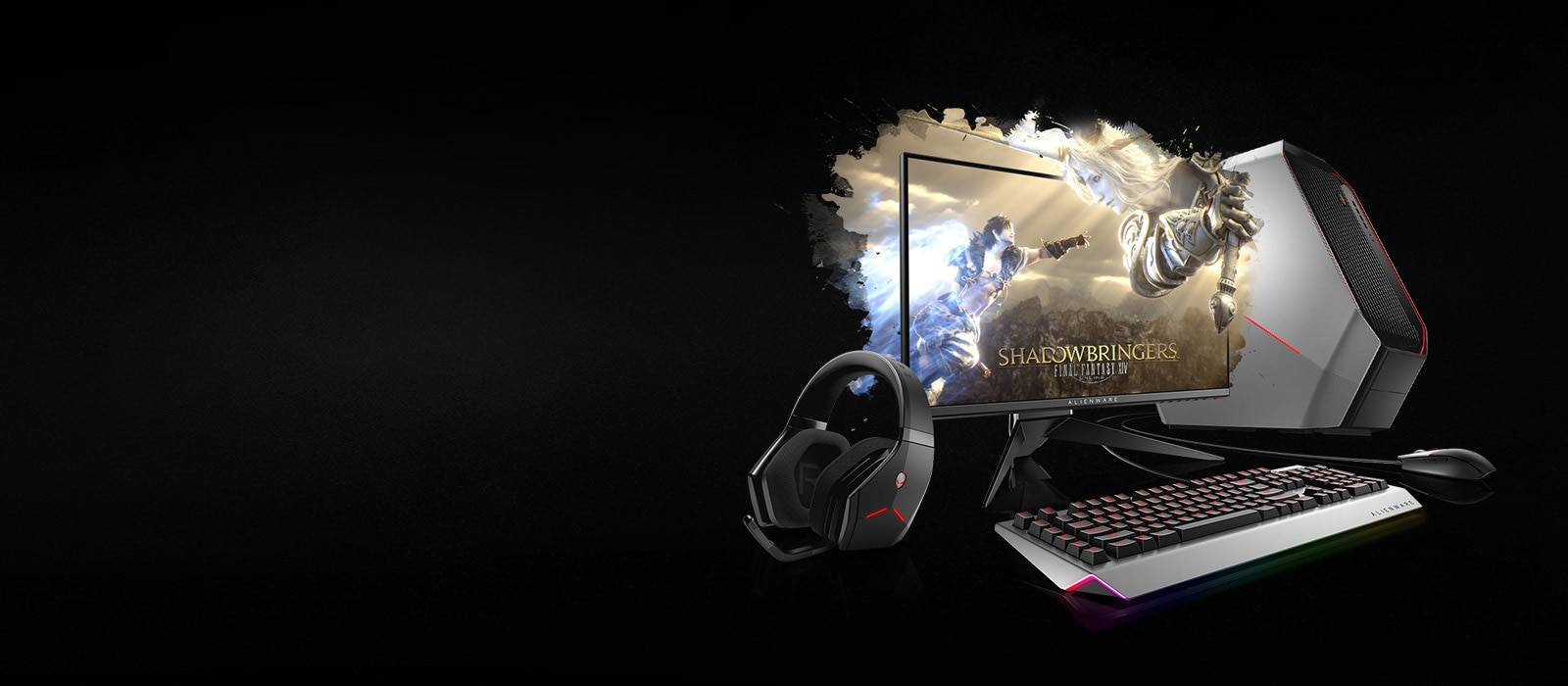 Alienware Gaming PCs: Laptops, Desktops and Consoles | Dell United on