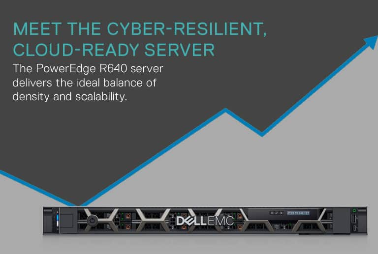 Great deals on PowerEdge R640 Rack Server