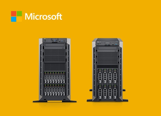 Windows Server : Power für Ihr Business.