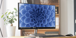 Dell monitors are #1 in Australia and New Zealand for 11 consecutive years (2007 to 2018)**.