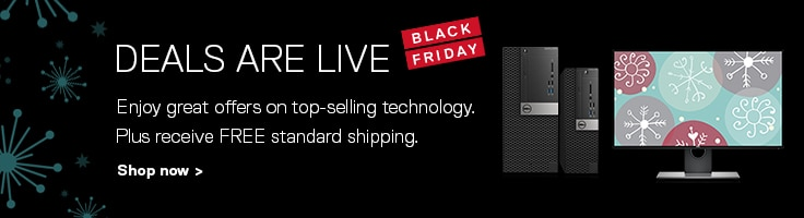 Deals are live! Enjoy great offerson top-selling technology. Plus receive FREE standard shipping. Shop now.