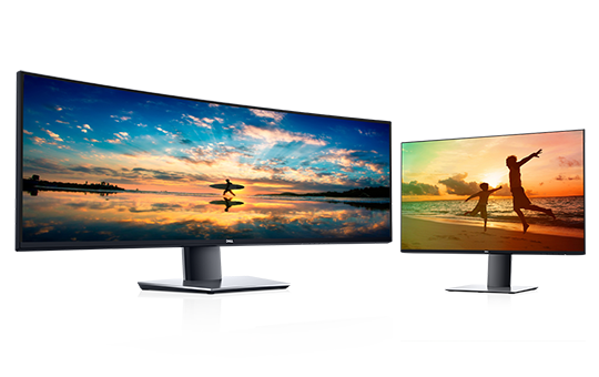 Get 25% off UltraSharp Monitors.