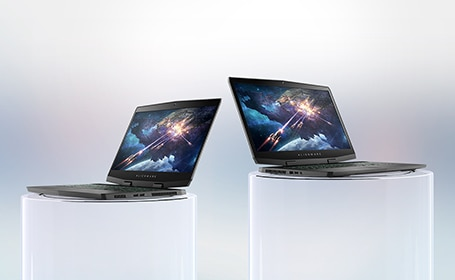 Alienware m15 and m17