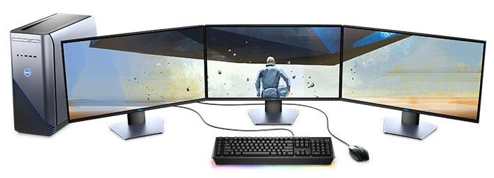 Монитор Dell S2719DGF: нацельтесь на победу