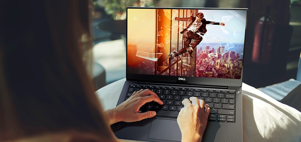 XPS 13 Laptop with Dell Cinema and Next-Gen InfinityEdge