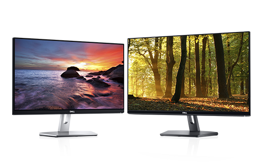 Incredible Savings on Dell Monitors.