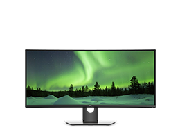 Curved & Ultra-wide Monitors