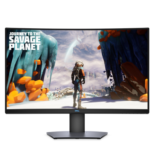Dell 32 Curved Gaming Monitor - S3220DGF