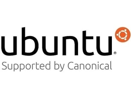 Ubuntu supported by Canonical
