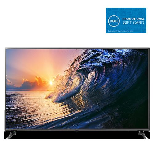 LG 65 inch 4K Smart HDR Super UHD TV w/AI ThinQ - 65UK6090PUA