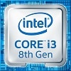Intel Core i3 8e generatie