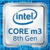 Intel Core m3 8e generatie