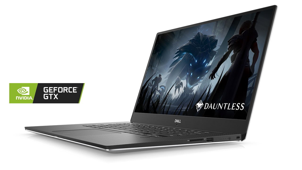 Dell XPS 15 Notebook (2018) Produktüberblick