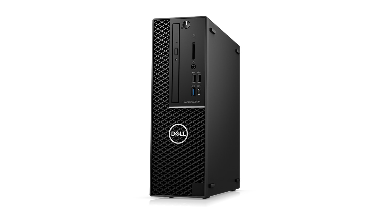 Dell Precision 3431 Small Form Factor (2019) Overview