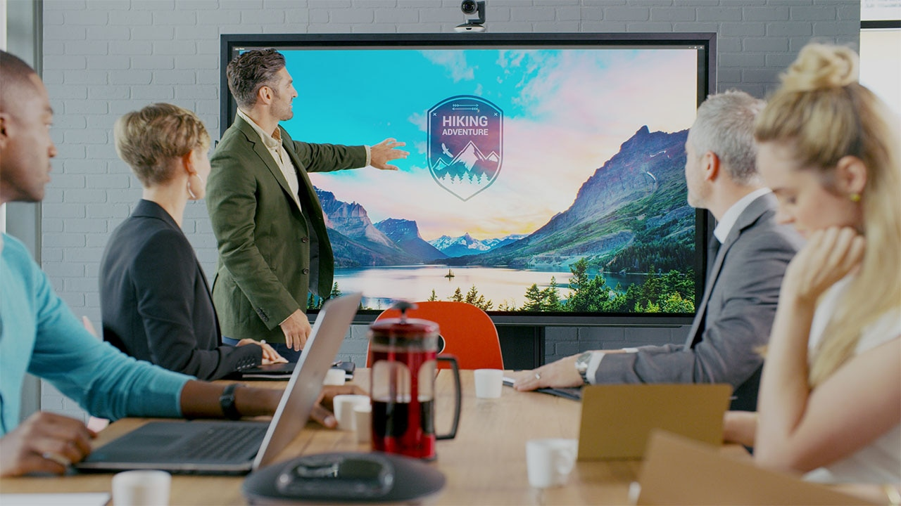 Dell 55 and 86 4K Interactive Touch Monitors 76