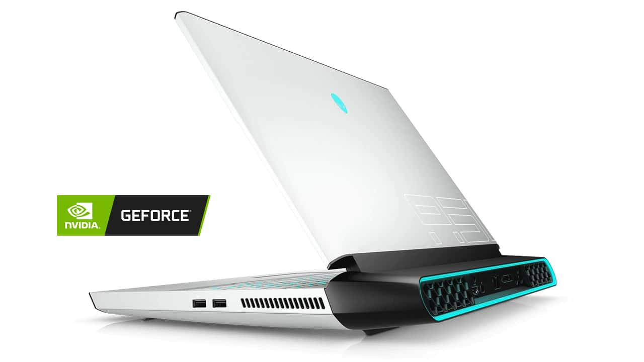 Alienware Area-51m Product Video