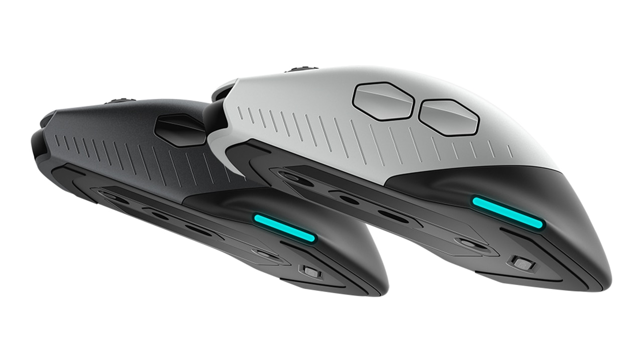 New Alienware Wired/Wireless Gaming Mouse | AW610M  0