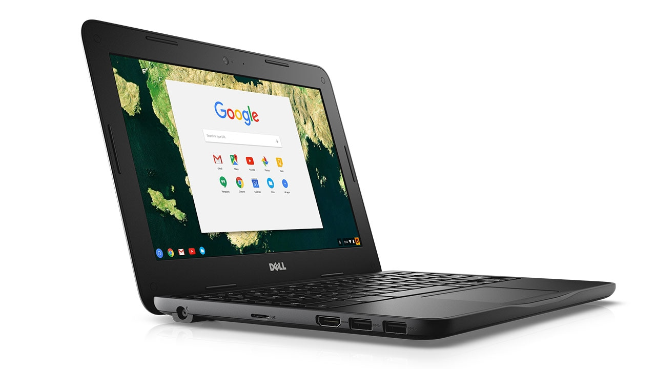 Dell Chromebook Education Laptop 11 3000 Product 360