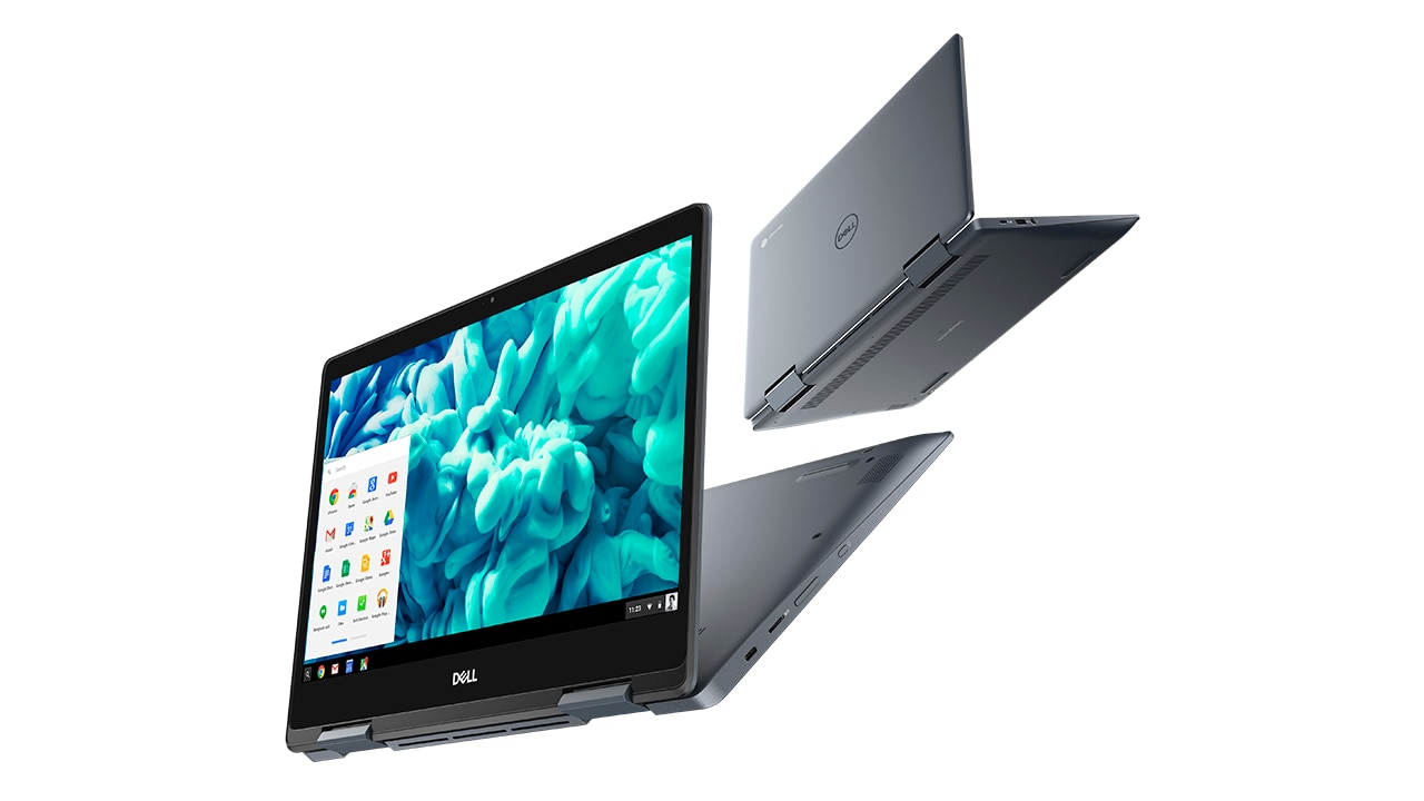 Inspiron Chromebook 14 2-in-1 Laptop