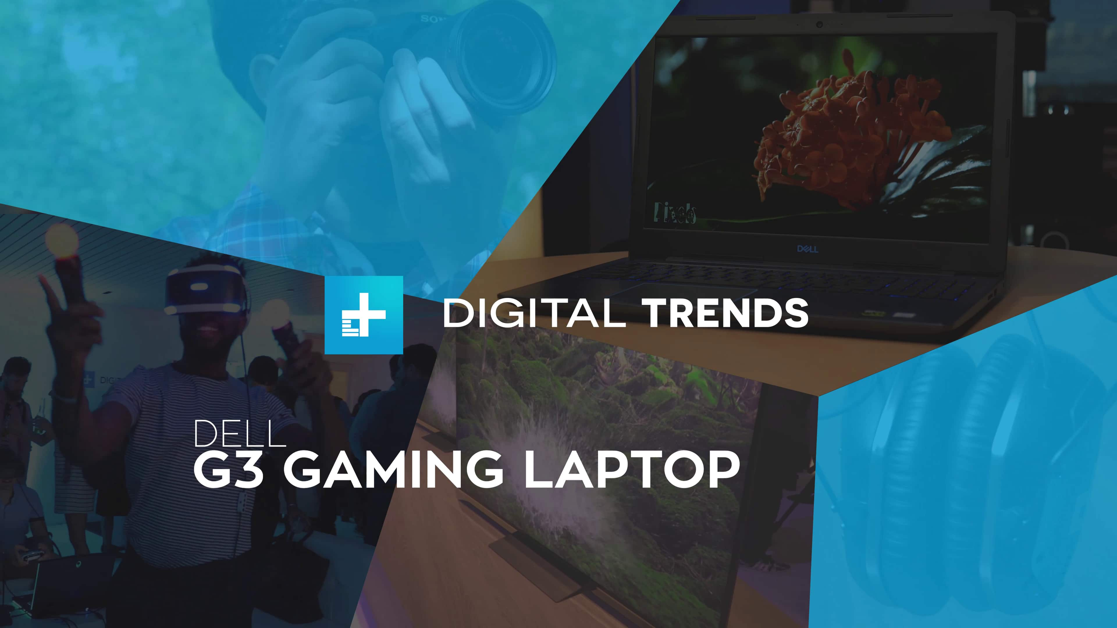 Digital Trends video review of the Dell G3 Gaming Laptop 241