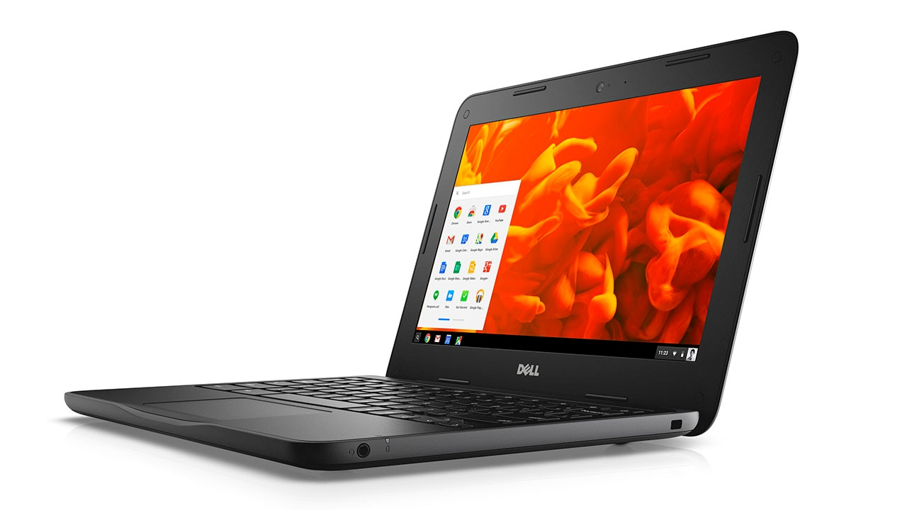 Inspiron Chromebook 11 Laptop