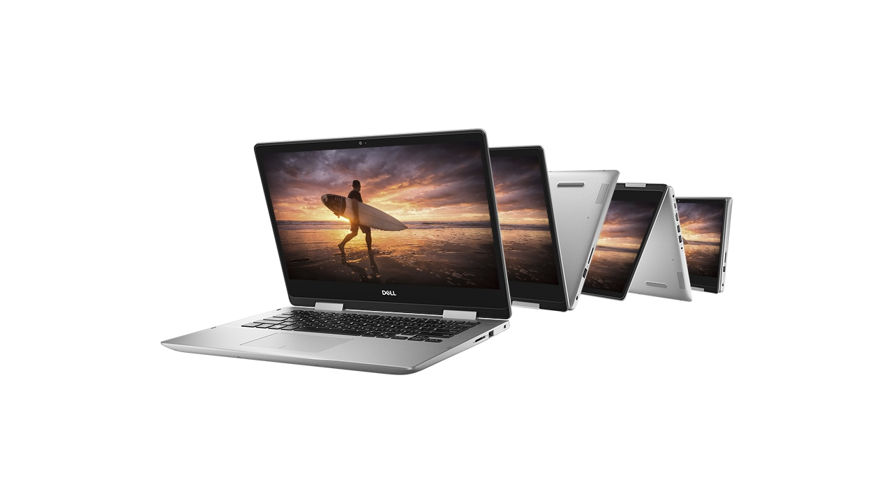 Inspiron 14 5000 2-in-1 (2018) Product Overview