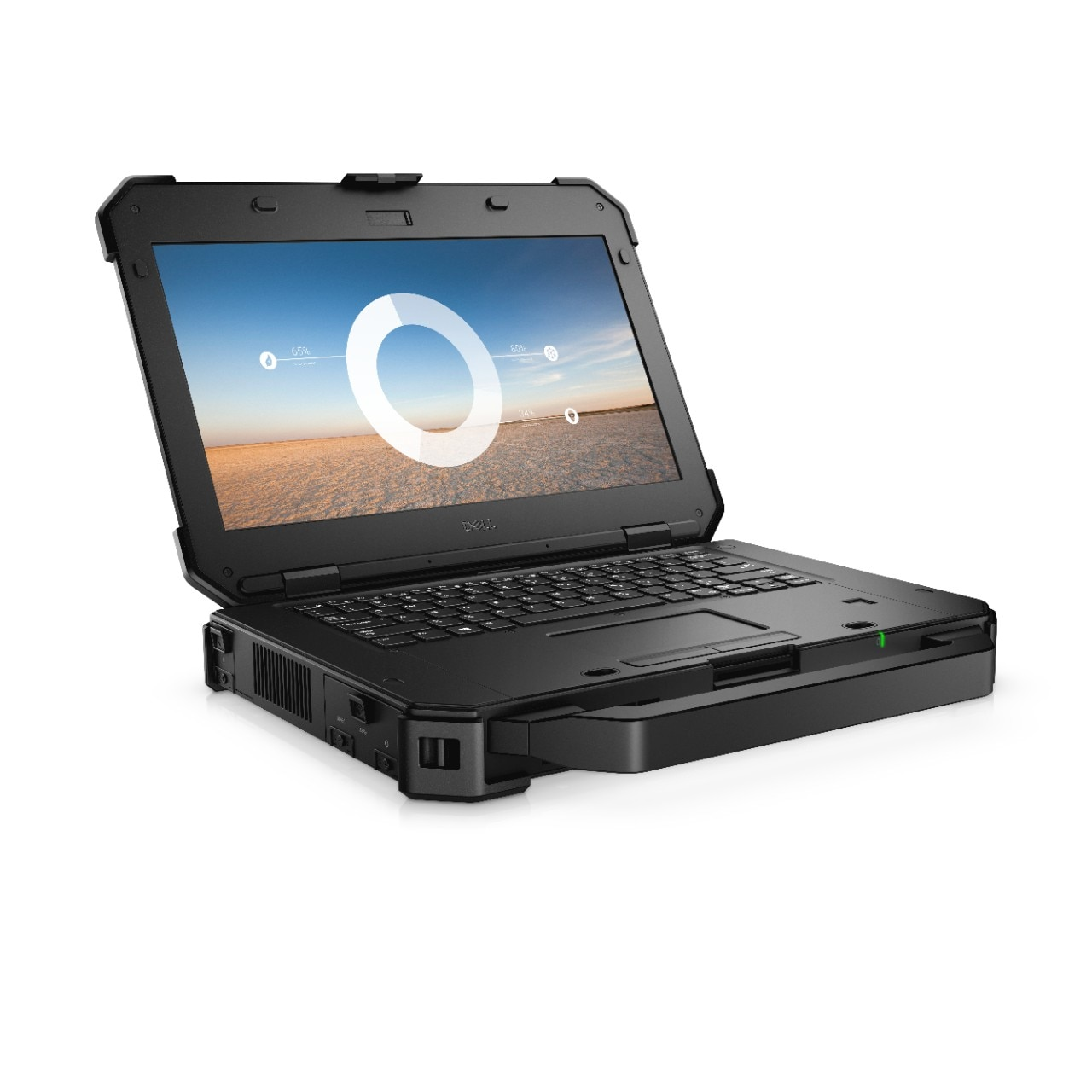Latitude 7424 Rugged Extreme Laptop Video