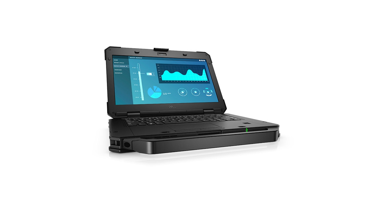 Latitude 5420 Rugged Laptop Video  35