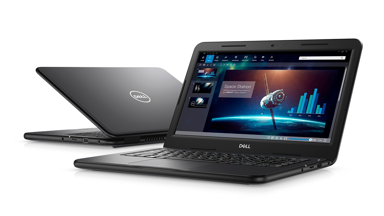 Video:	 Dell Latitude 3310 for Education 0:43