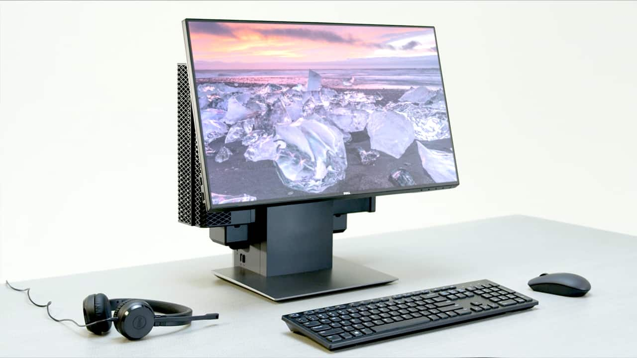 Video:	 OptiPlex Desktop Recommended Accessories 1:08