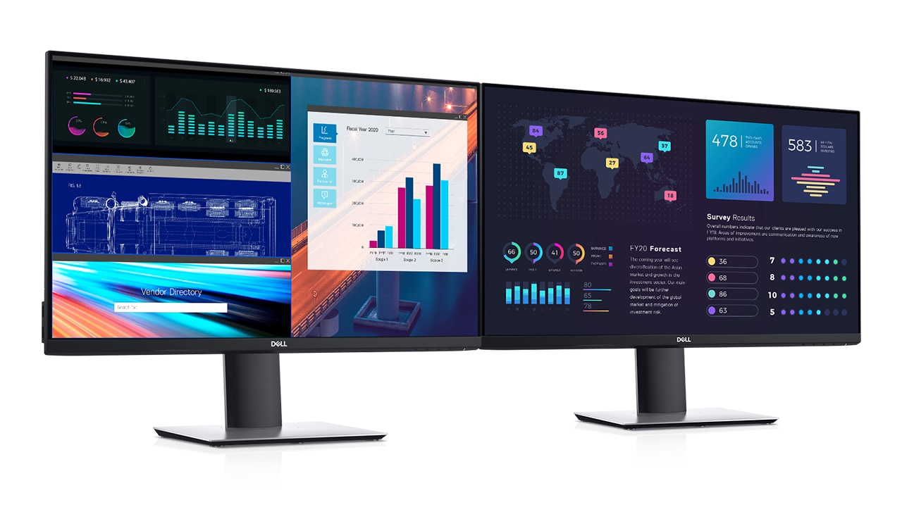 Dell 9 USB-C Monitor - P920DC