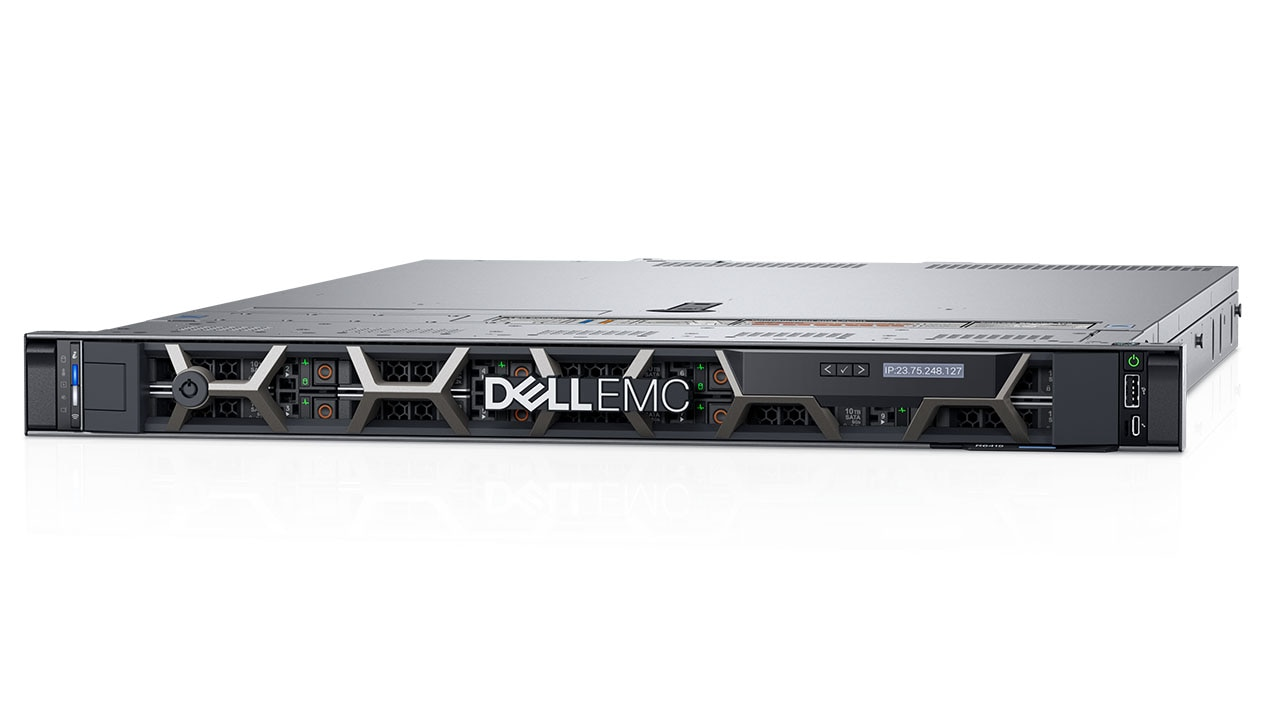 Servidor en rack PowerEdge R6415 84