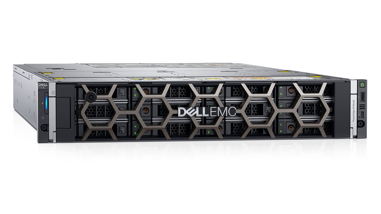 PowerEdge R740xd2 Rack Server  80
