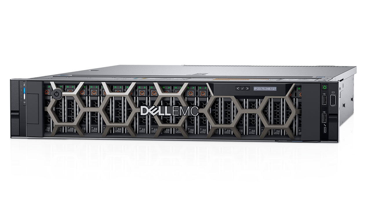 The PowerEdge R7425 Rack Server