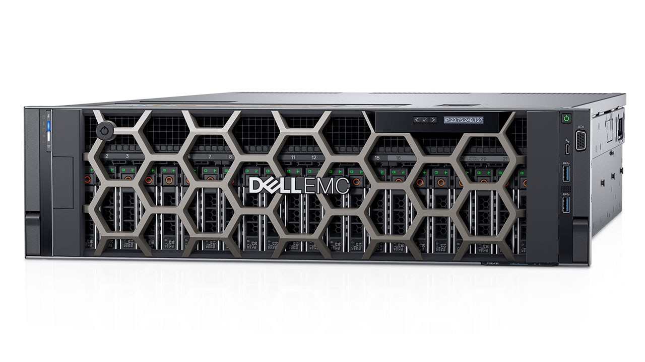 Video:	 The PowerEdge R940 Rack Server 1:35