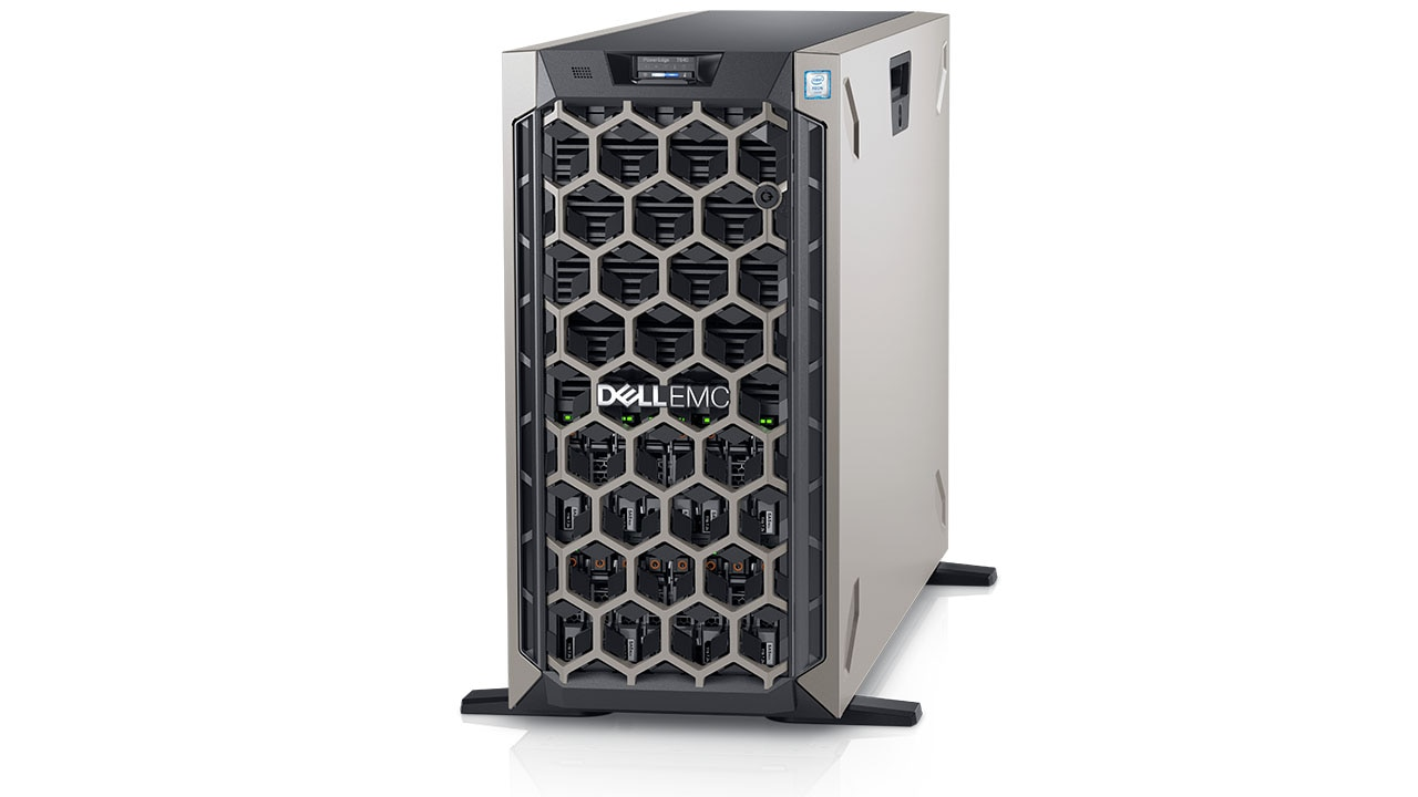 The PowerEdge T640 Tower Server