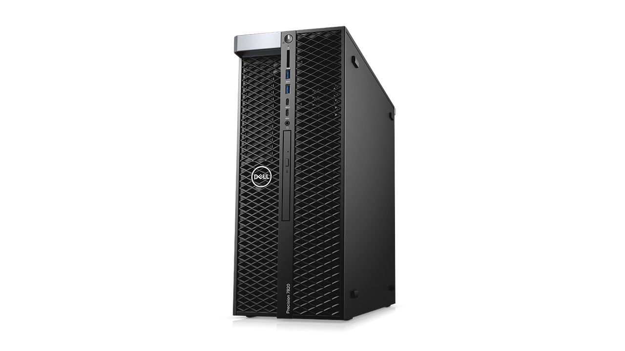 Dell Precision 7820 Tower (2019) Product Overview