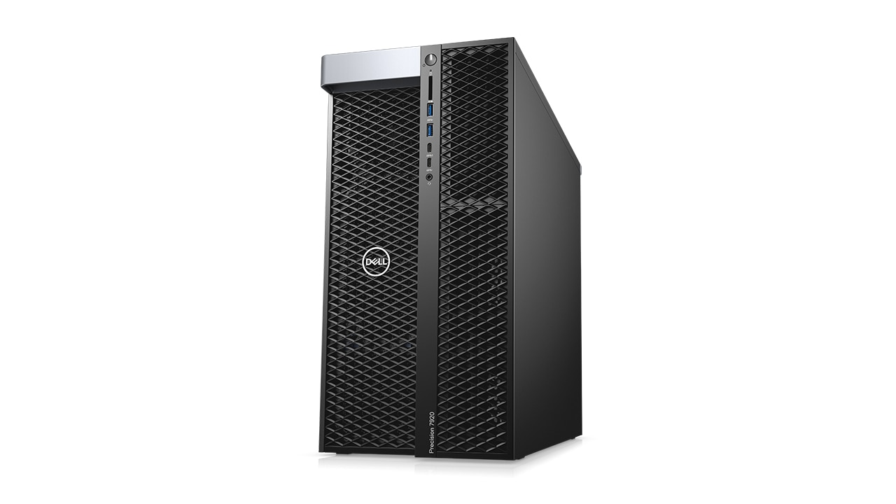 Dell Precision 7920 Tower (2019) Product Overview