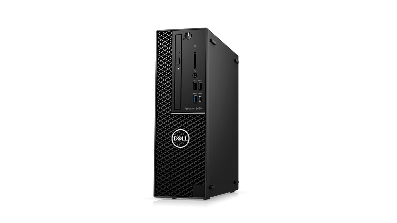 Produktüberblick: Dell Precision 3430 Tower (2018)