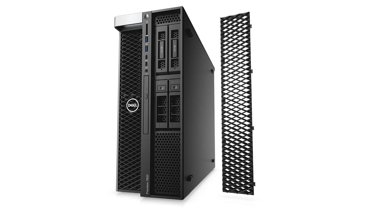 2019年発売!<Dell デル>Precision 7820 Tower ハイパフォーマンスモデル画像
