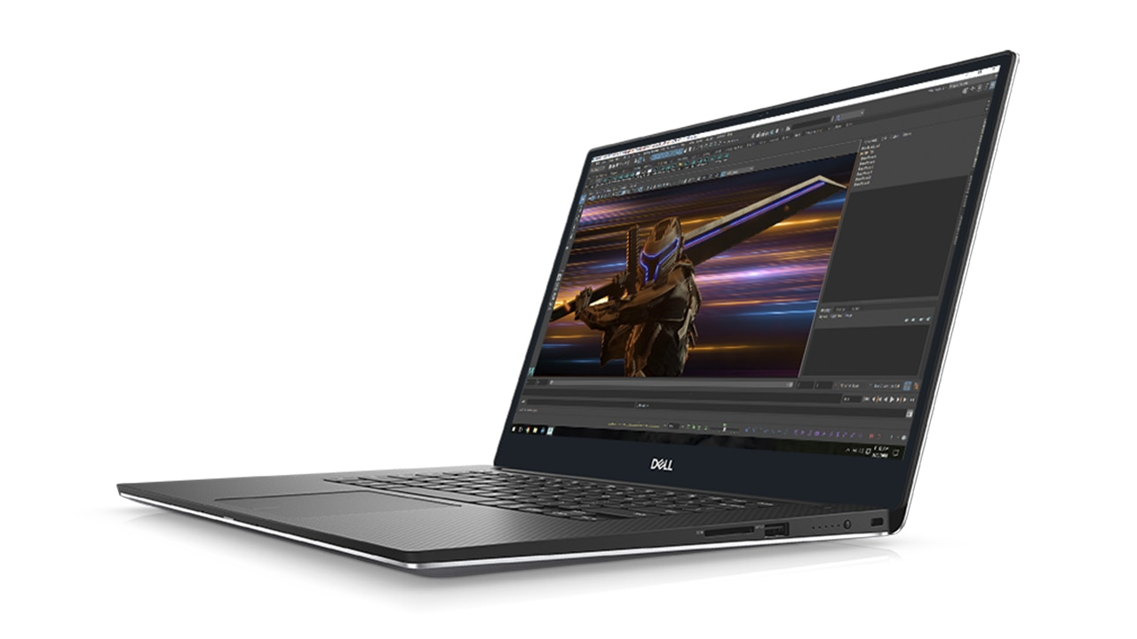 Mobile Dell Precision 5540-Workstation