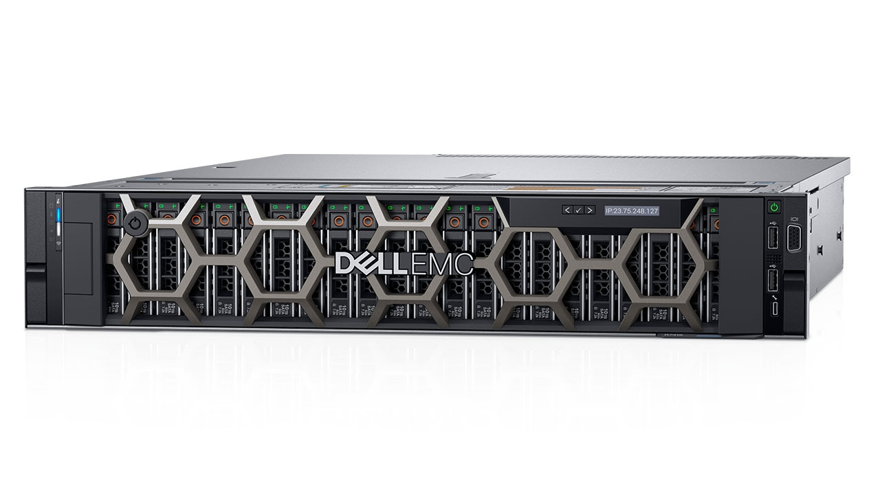 The PowerEdge R7415 Rack Server