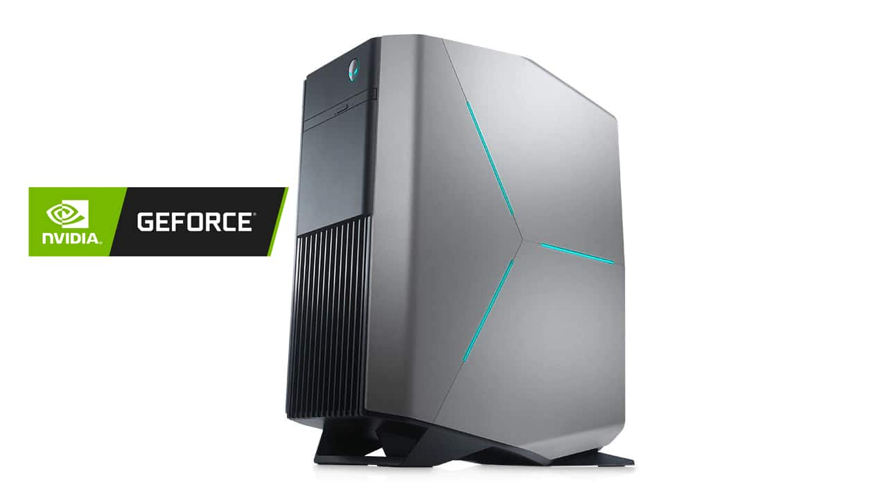 Alienware Aurora Gaming Desktop (2016)