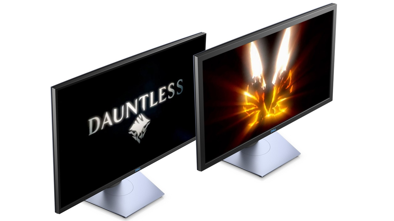 S2719DGF S2419HGF Gaming Monitors Product Walkthrough  63