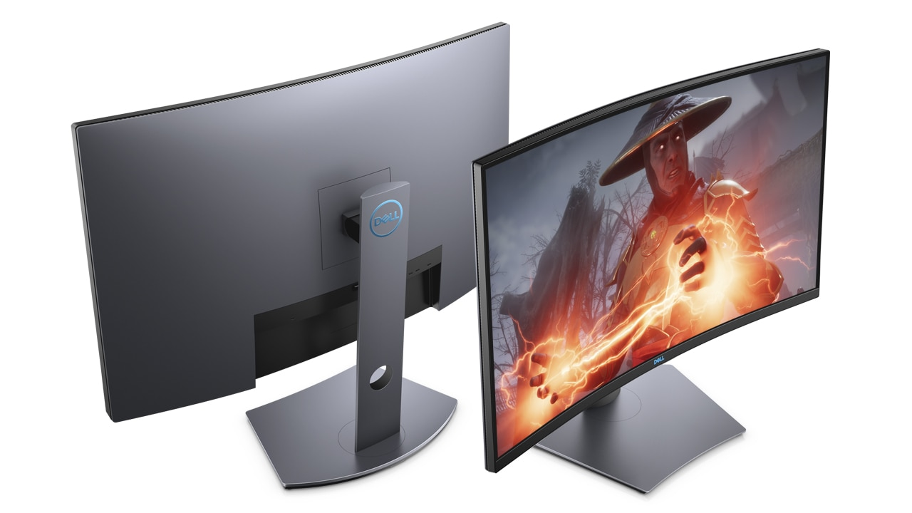 Dell 32 Curved Gaming Monitor | S3220DGF