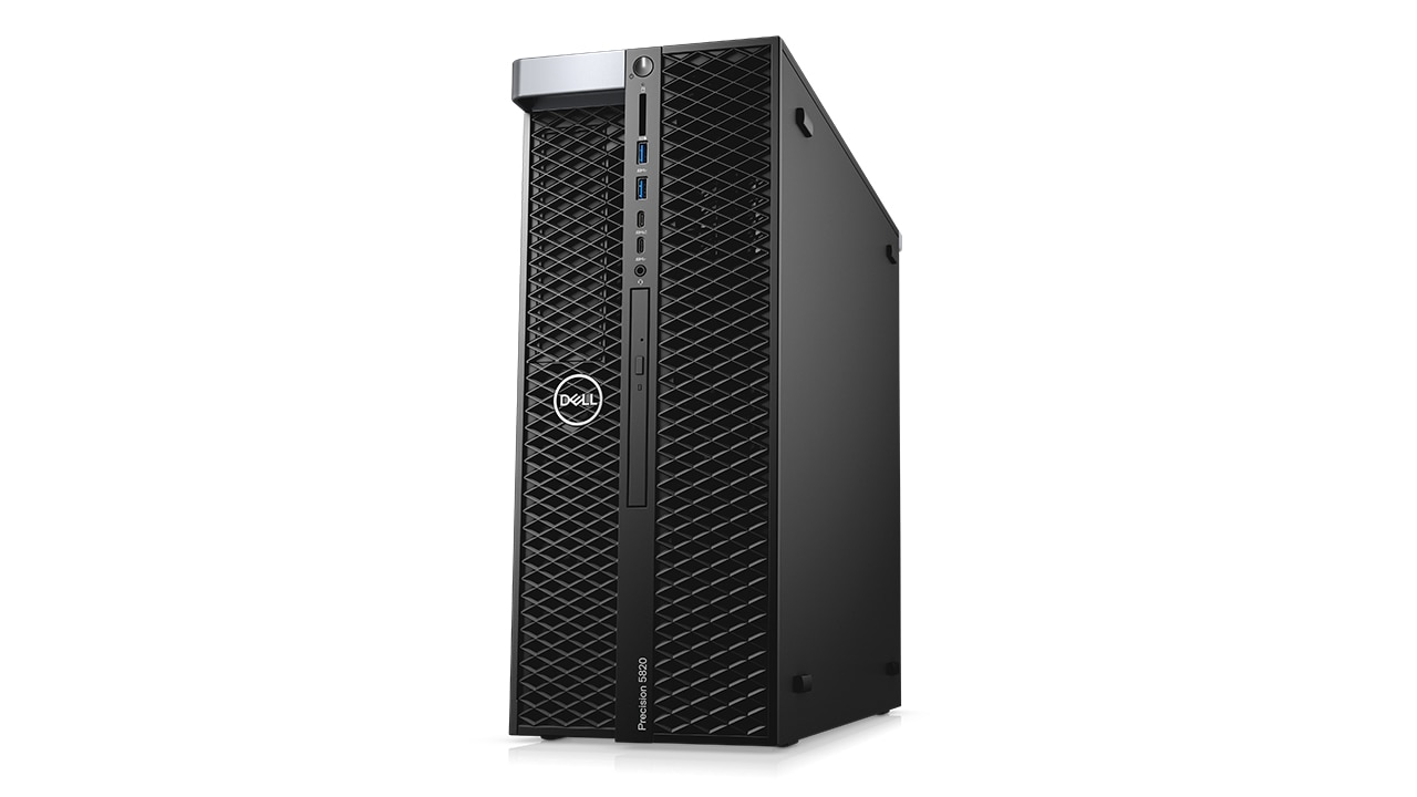 Panoramica del prodotto: Dell Precision 5820 Tower (2020) 0:58