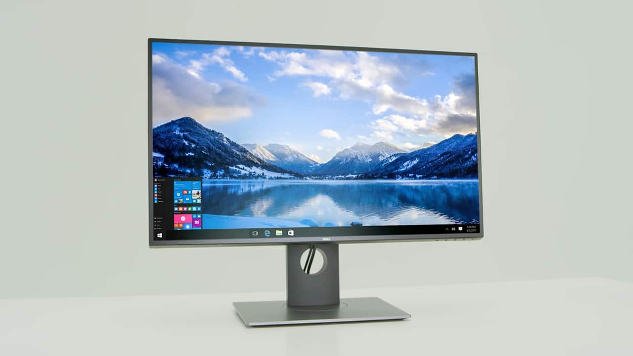Dell UltraSharp 27 4K monitor - U2718Q 89