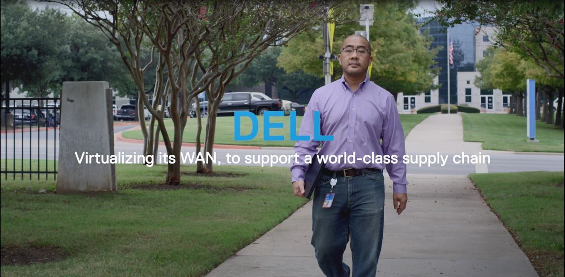 VEP4600 Customer Testimonial: Dell IT Internal Deployment  134