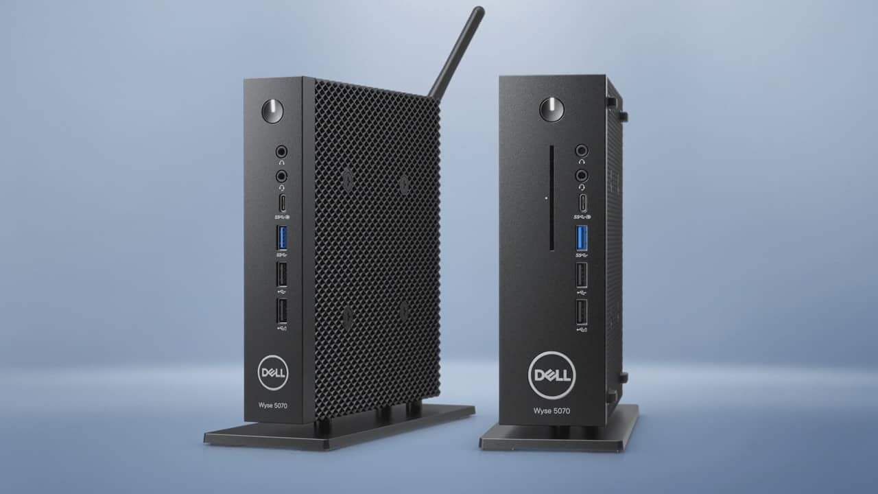 Wyse 5070 Thin Client